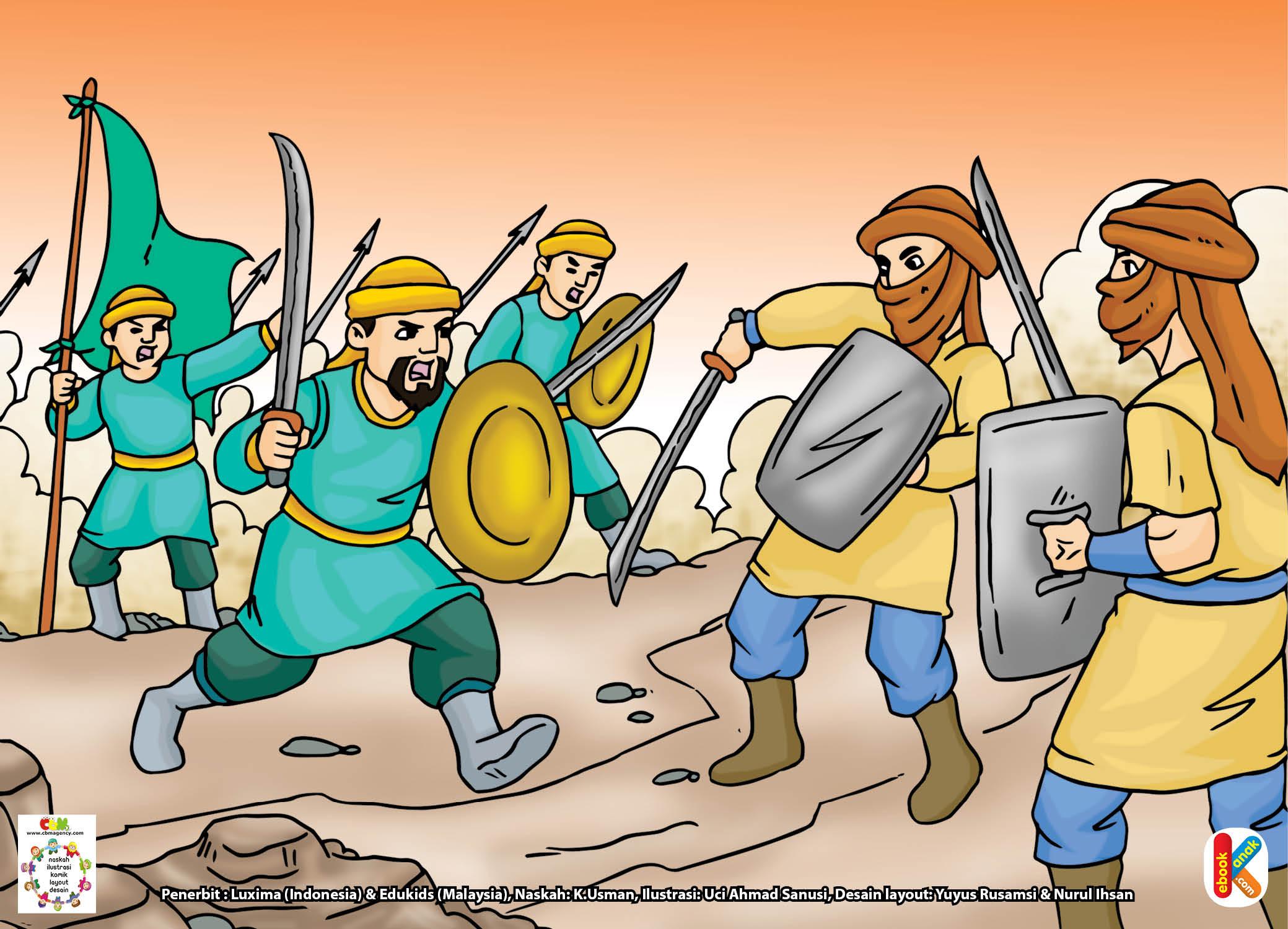 Abu Bakar ingin, agama Islam tetap dipatuhi seperti ketika masih ada Rasulullah.