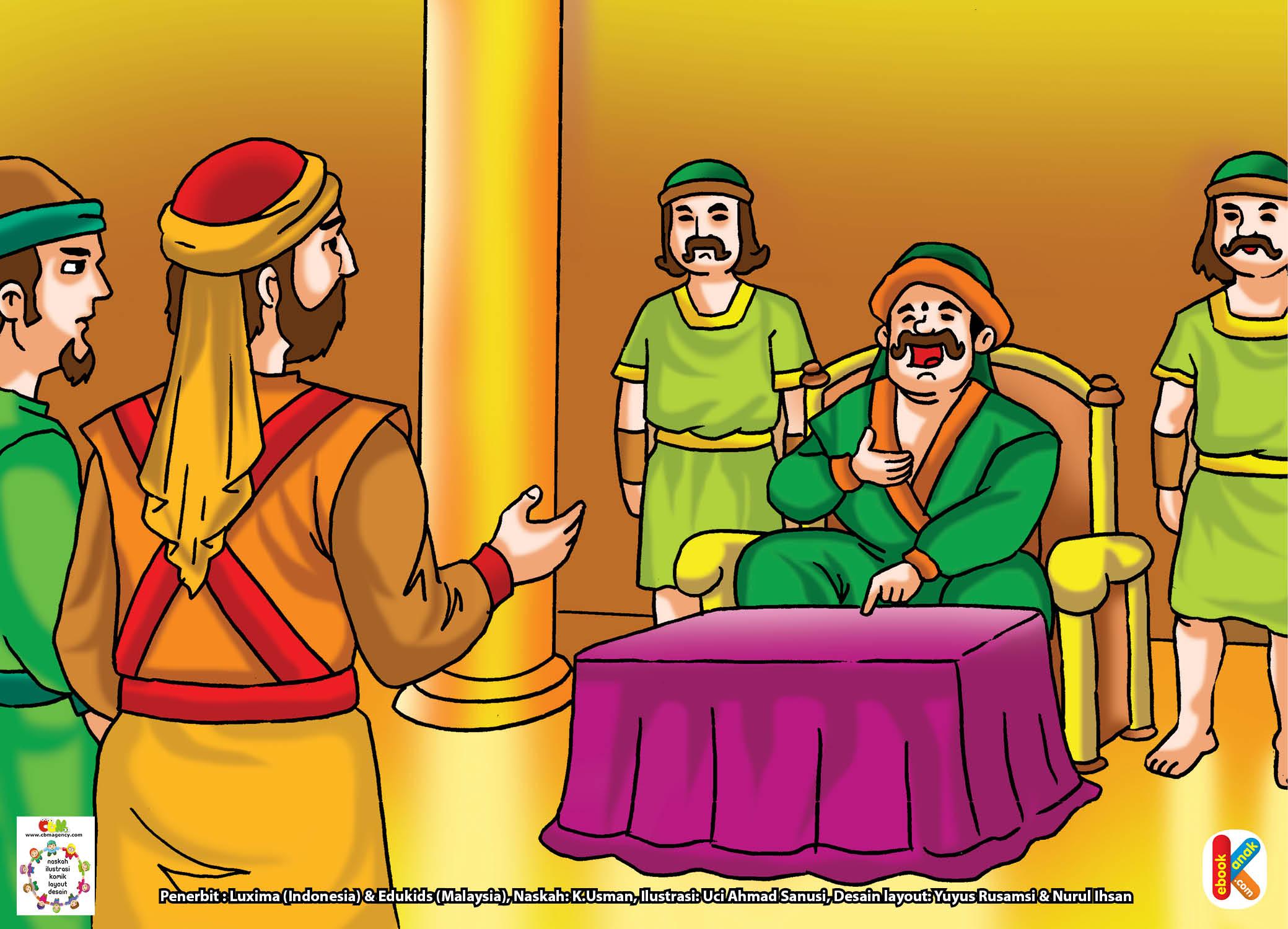 Tetapi, mereka tetap mengaku-aku nabi.