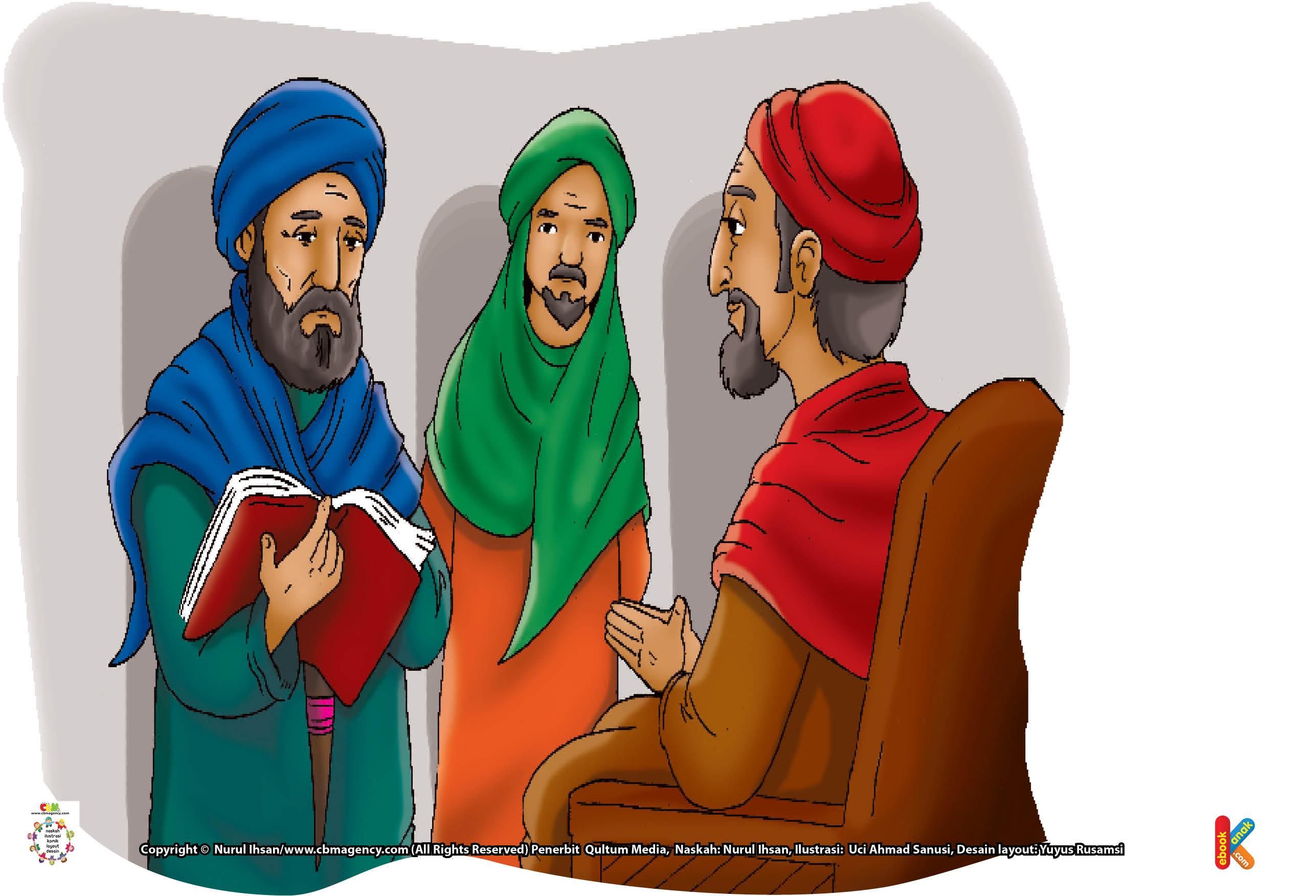 Di berbagai universitas Eropa, buku-buku karya Al-Khawarizmi masih menjadi acuan dan buku teks untuk mahasiswa sampai pertengahan abad ke-16