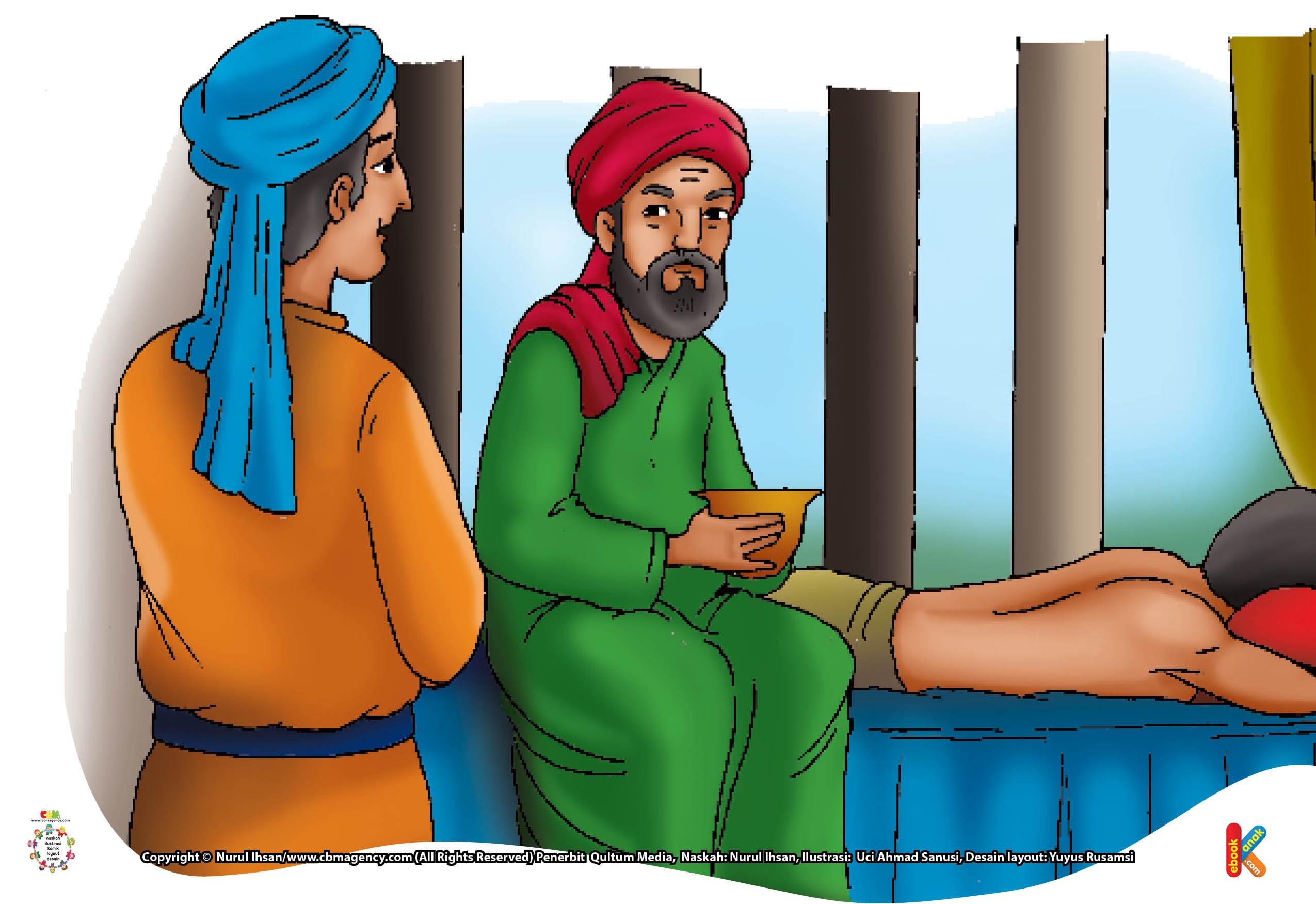 Para dokter di zamannya mengakui, bahwa Al-Zahrawi adalah seorang dokter jenius, terutama di bidang bedah.
