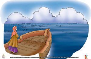 Pada usia yang masih sangat muda, Ibnu Majid telah berhasil mengarungi Samudera Hindia.