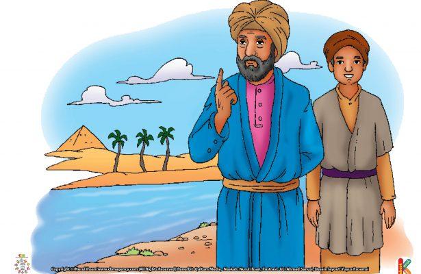 Ibnu Haitsham diminta untuk mengukur volume Sungai Nil dan membuat bendungan raksasa.