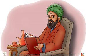 Ibnu An-Nafis seorang ilmuwan yang taat beribadah, wara', dan gemar menimba ilmu.