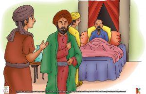 Menurut salah satu riwayat, hanya ada dua malam yang Ibnu Rusyd lewatkan tanpa belajar. Yaitu, pada malam pengantin dan malam pada saat ia menjelang wafat.