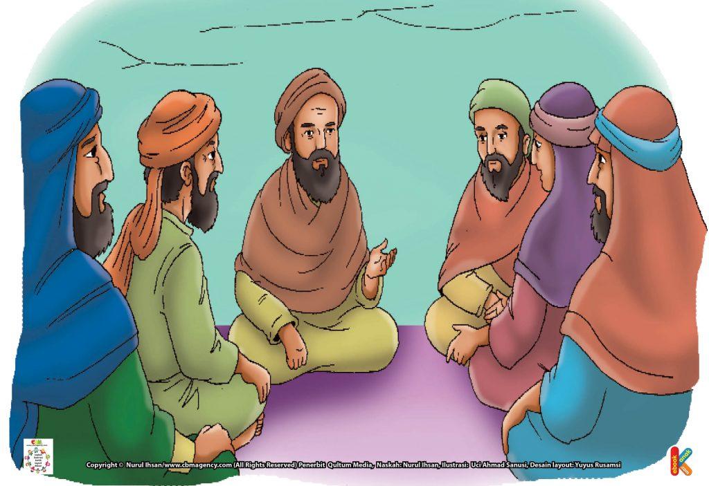 100-tokoh-teladan-muslim-imam-al-ghazali-mencium-kain-kafan-sebelum-wafat