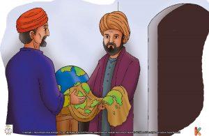 Piri Reis adalah kartografer Muslim terkemuka yang mewariskan peta dunia terlengkap pertama, yaitu Peta Piri Reis.