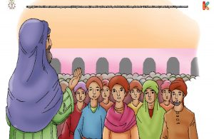 Bayangkan, setiap kali Syekh Abdul Qadir Jaelani ceramah, tak kurang 70-80 ribu massa hadir untuk mendengarkan ceramah di pengajiannya.
