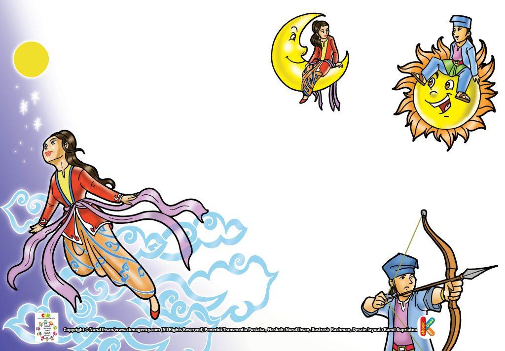101-dongeng-nusantara-legenda-matahari-dan-pemanah-ulung