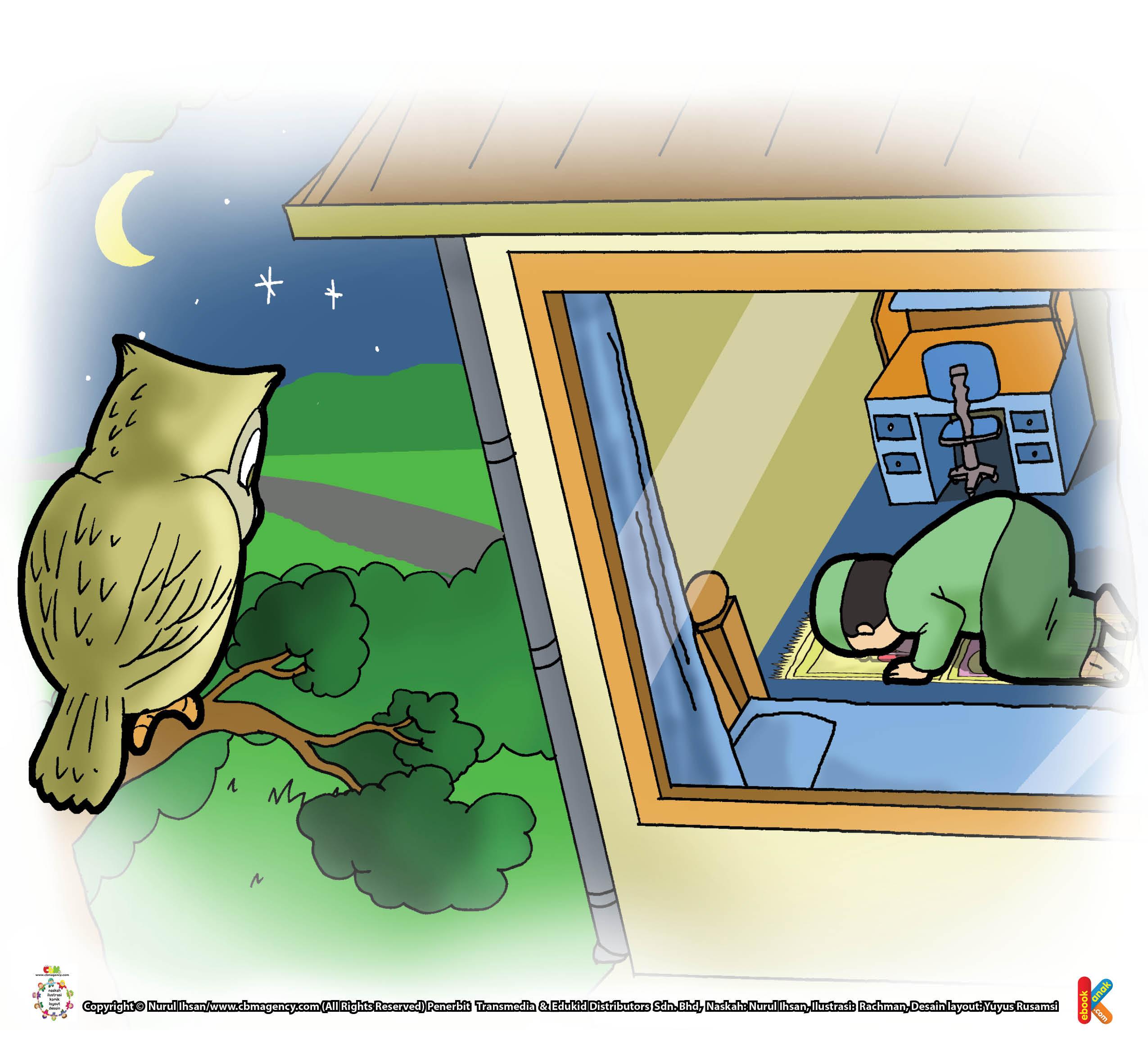 Waktu pengerjaan shalat tahajud bisa tengah malam atau akhir malam setelah bangun tidur.
