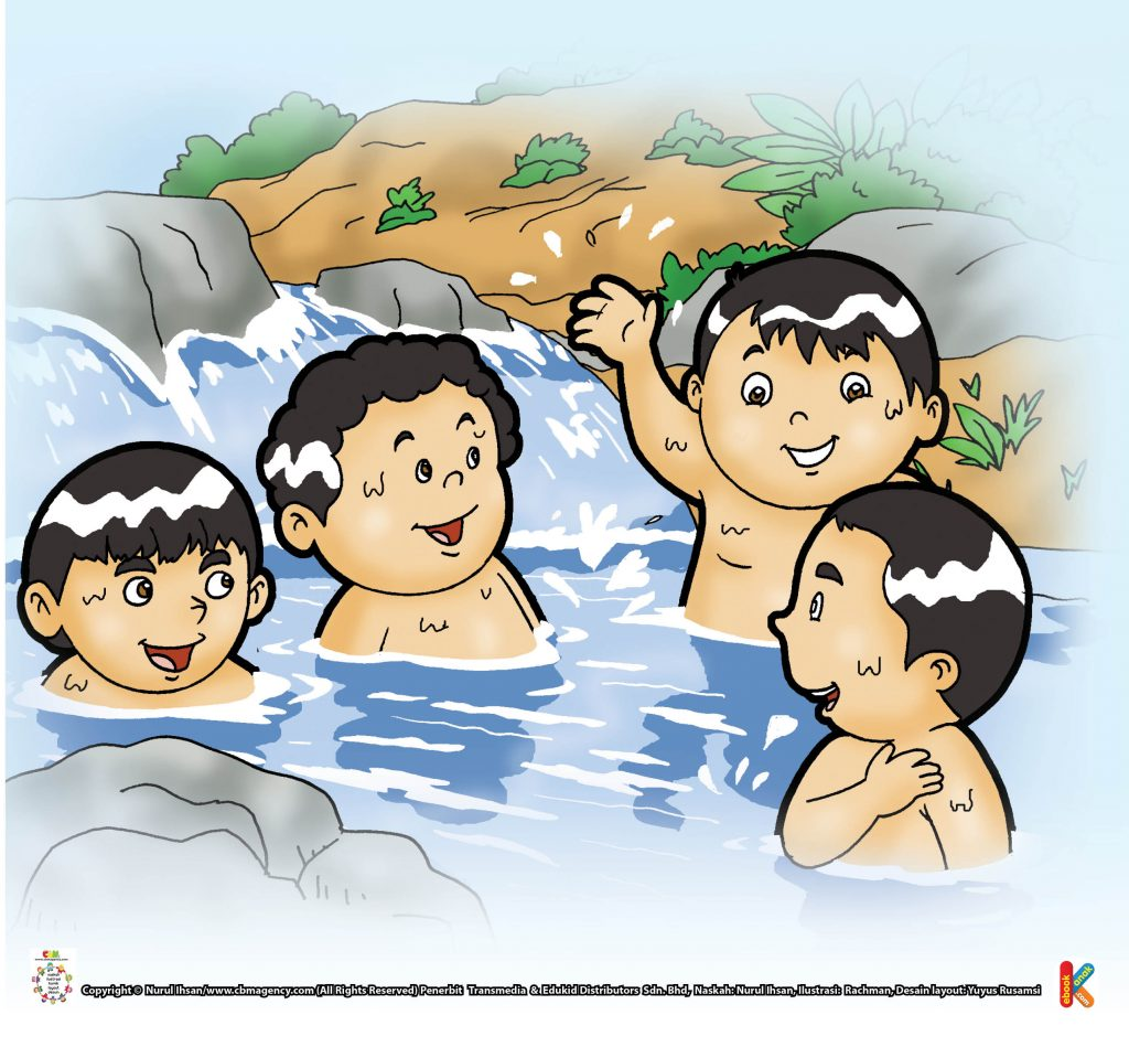 ibadah-dan-aktivitas-anak-soleh-menghemat-air-ketika-mandi