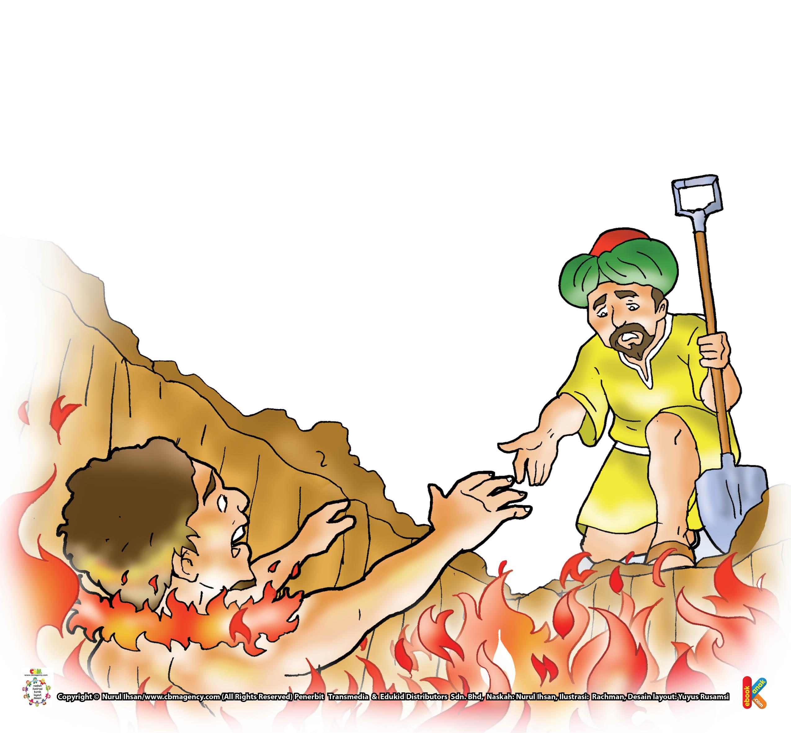 """""""Aku bersedih, adikku tak pernah berhenti menerima azab, sejak pagi hingga sore,"""" kata Abu Sinan."""