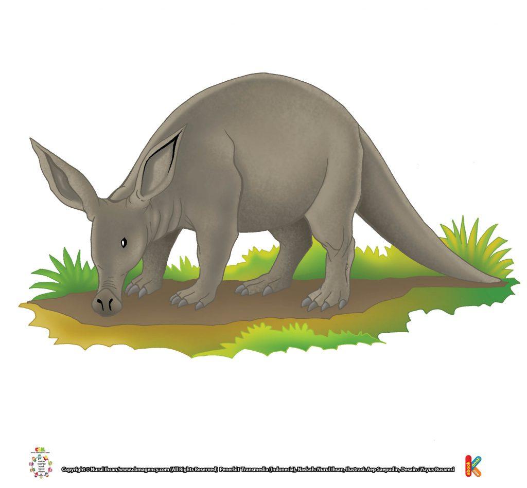 ilustrasi-babi-tanah-atau-arrdvark