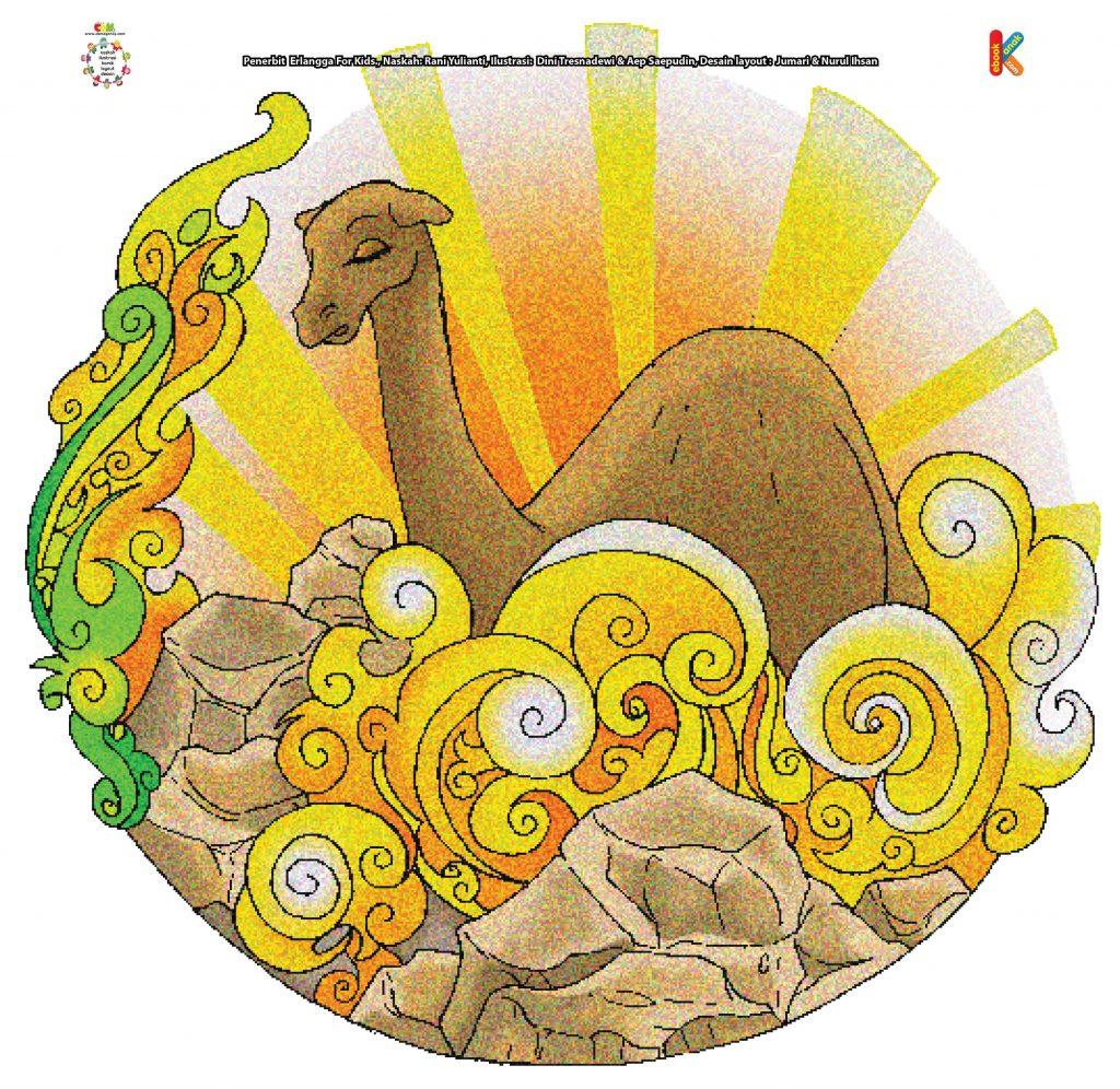 nabi-saleh-dan-unta-keluar-dari-batu-gunung