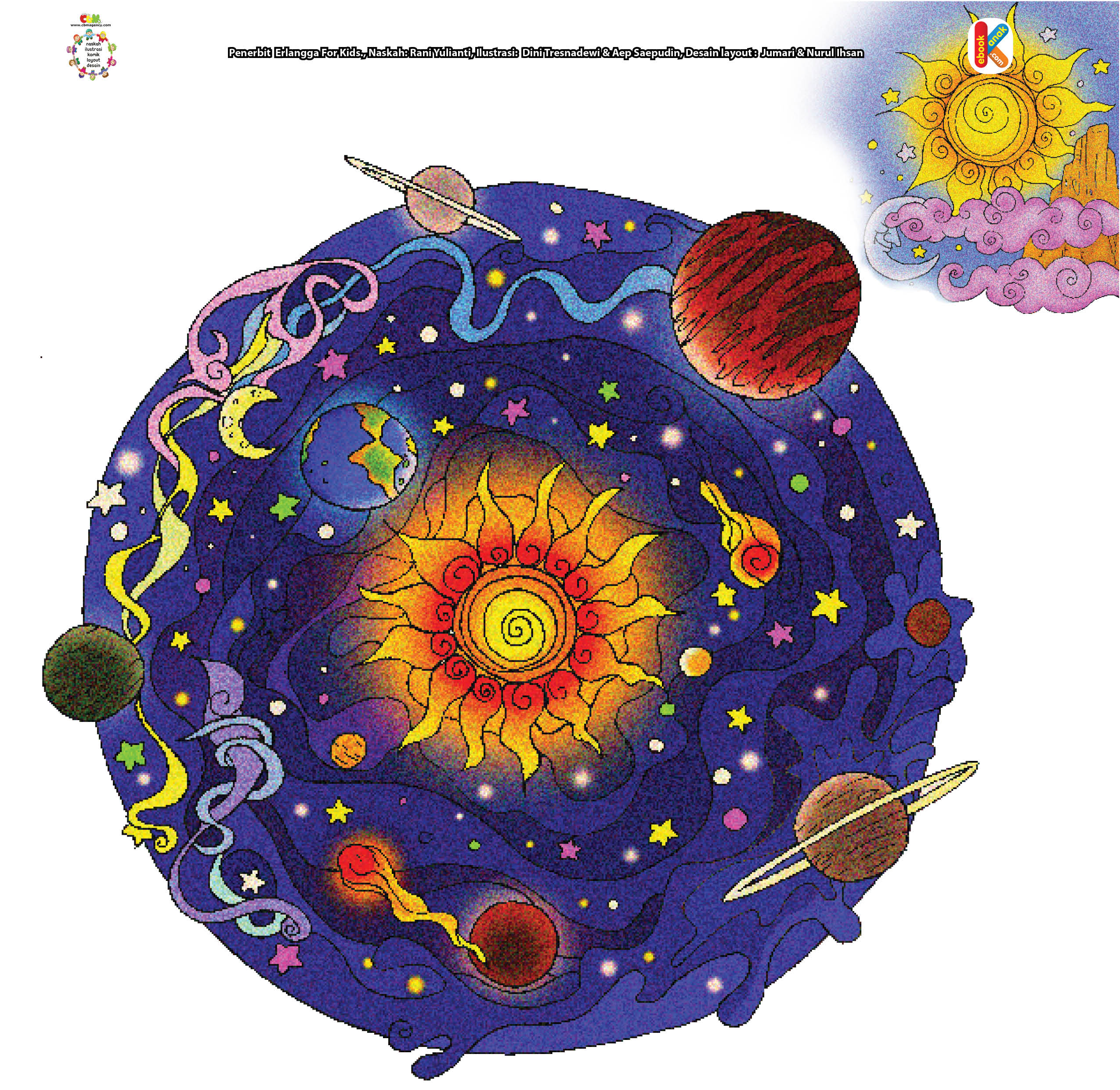 Kejadian bumi mengelilingi matahari pada porosnya tersebut juga mendatangkan berbagai macam musim di bumi, menandai hari, dan pergantian tahun.