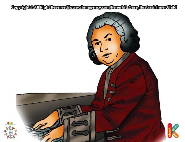 Ayah Johann Sebastian Bach, Johann Ambrosius Bach, adalah seorang pemain biola dan terompet yang sangat berbakat.