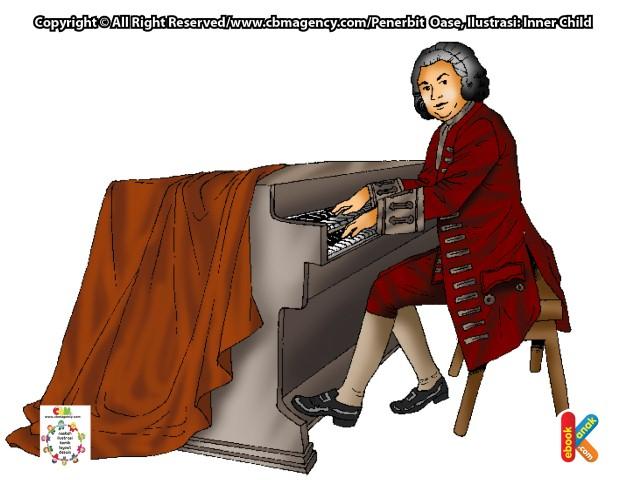 Johann Sebastian Bach, Komponis Besar Jerman