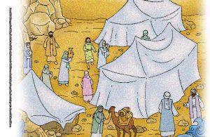 Nabi Ibrahim Menyembelih Ismail