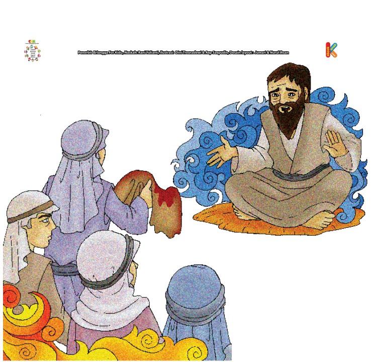 Nabi Yusuf Dibuang ke dalam Sumur