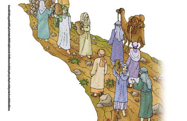 Ribka, Calon Istri Pilihan Nabi Ishak