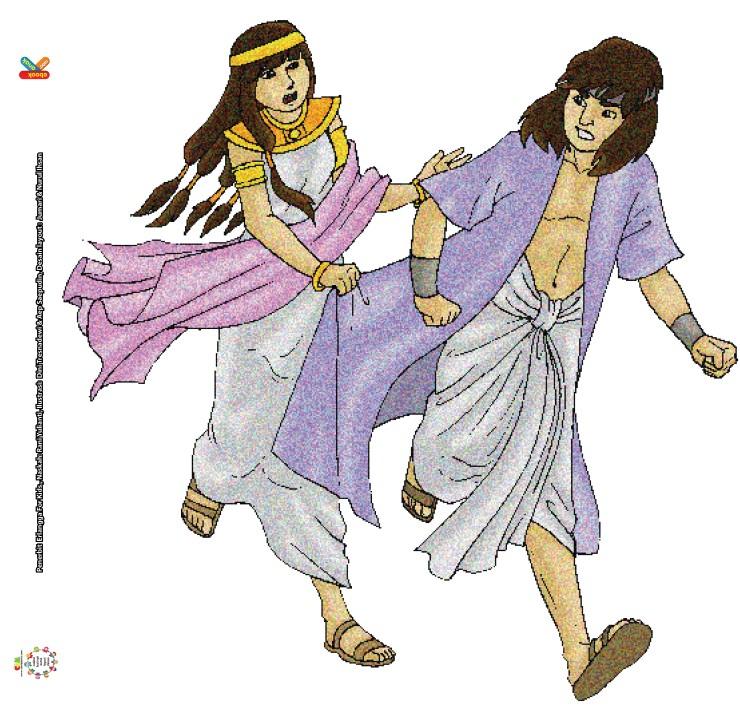 Zulaikha Menggoda Nabi Yusuf