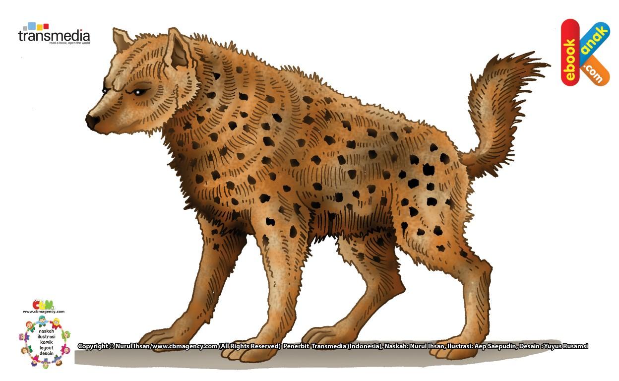 Hyena Hewan Paling Tajam Gigitannya