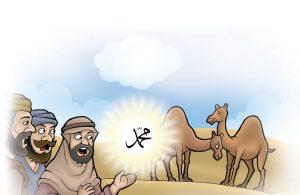 Kisah Mukjizat Awan Menaungi Rasulullah Saw