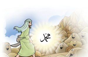 Batu Mengucapkan Salam pada Rasulullah
