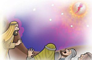 Kisah Mukjizat Rasulullah Bulan Terbelah Dua