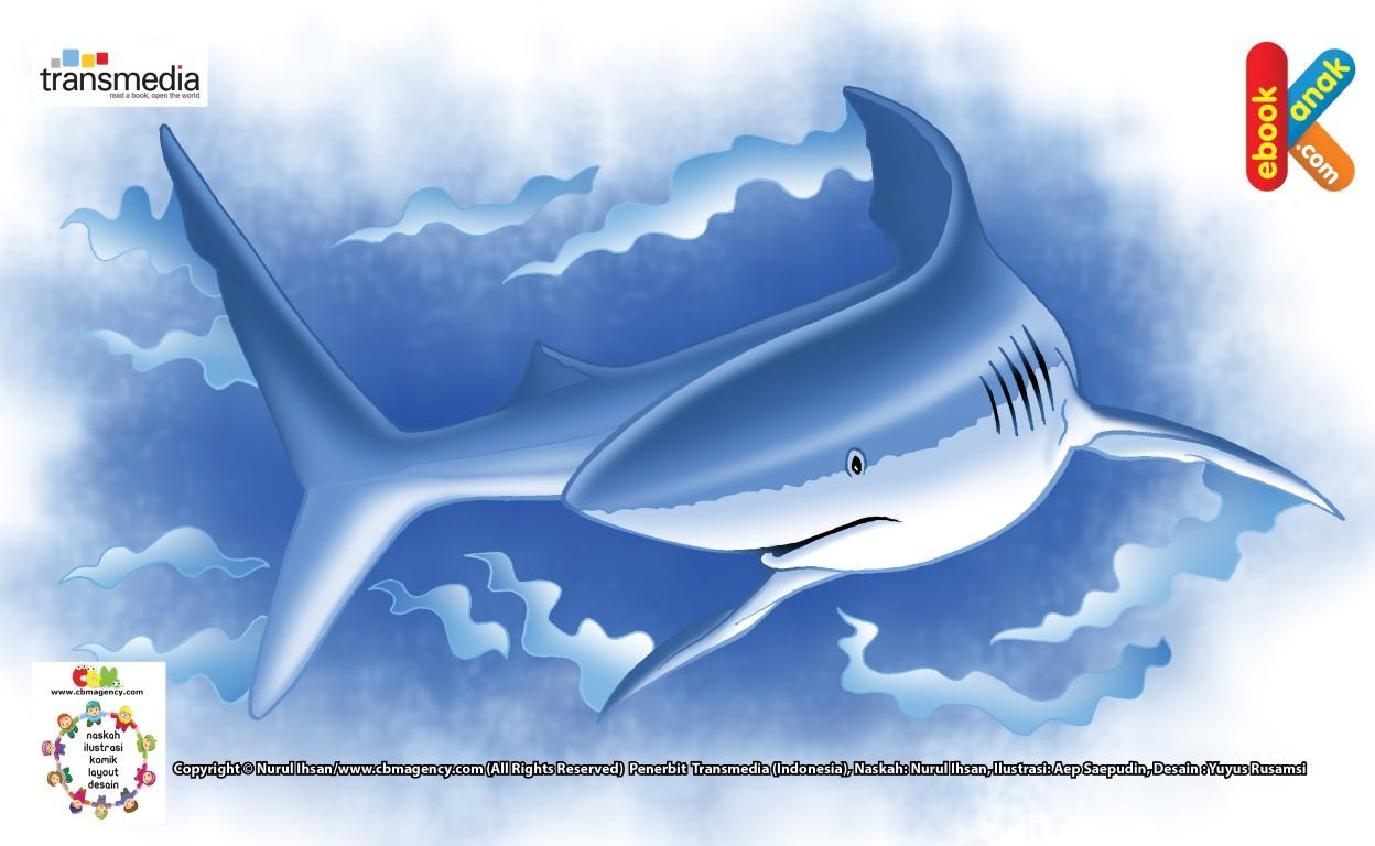 Hiu Biru Sang Serigala Lautan