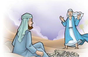 Allah Mematikan Nabi Uzair Selama 100 Tahun
