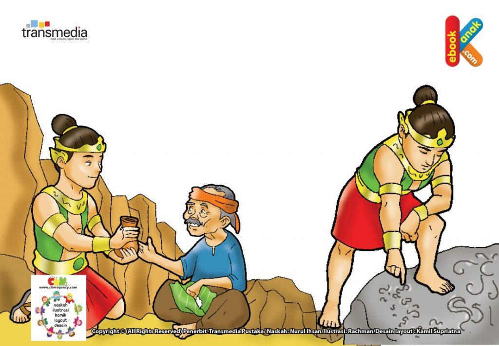 dongeng-rakyat-provinsi-jawa-barat-tapak-kaki-raja-purnawarman-di-atas-batu