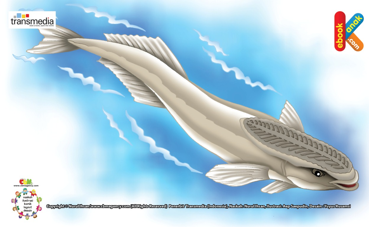 Ikan Remora Teman Baik Hiu Ebook Anak