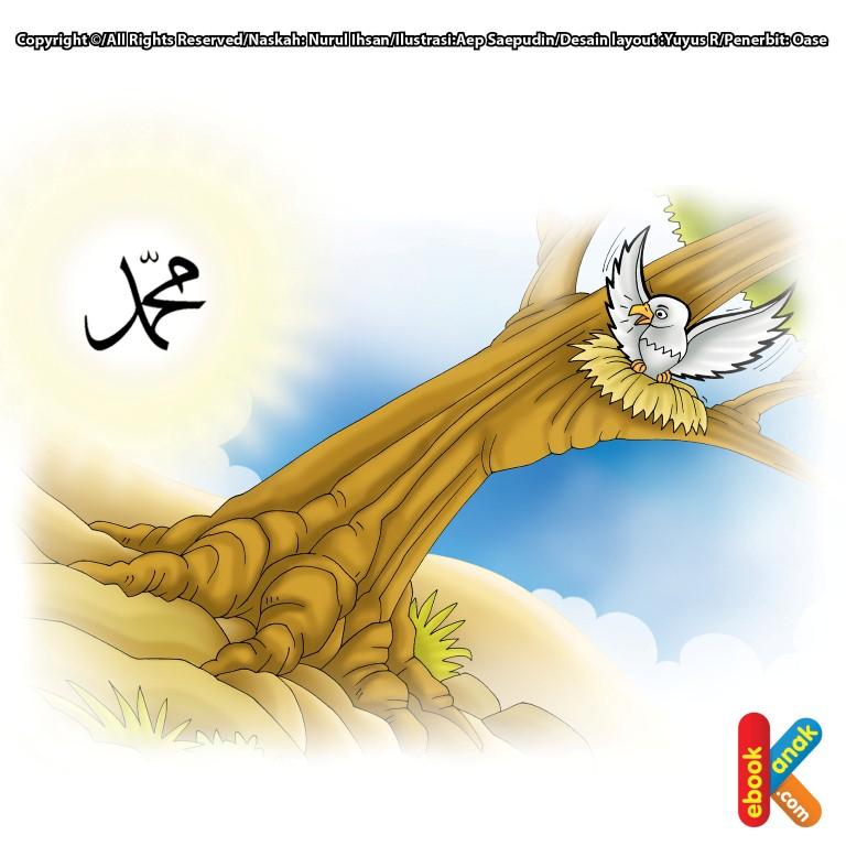 Induk Burung Mengadu pada Rasulullah