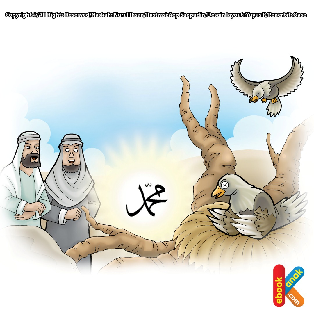 Kisah Rasul Saw dan Burung yang Pandai Berzikir