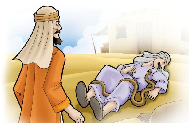 Mati Digigit Ular Karena Mendustakan Rasul