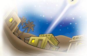 Mukjizat Rasul Perjalanan Semalam ke Langit