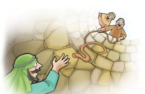 Mukjizat Rasul dan Sumur Jebakan Abu Jahal