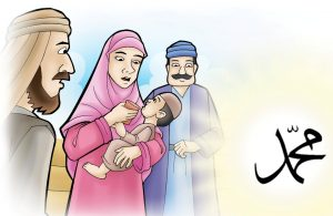 Mukjizat Rasulullah Anak Bisu Bisa Bicara