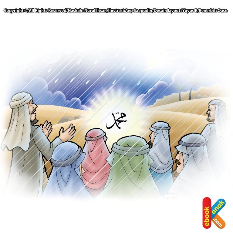 mukjizat-rasulullah-bisa-menurunkan-hujan