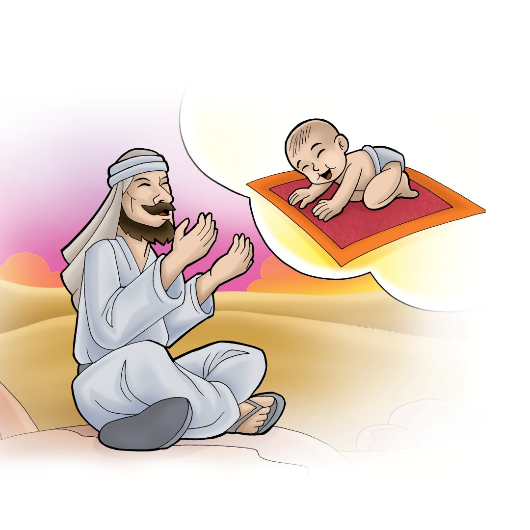 Nabi Zakaria Diberi Keturunan Anak di Usia Tua