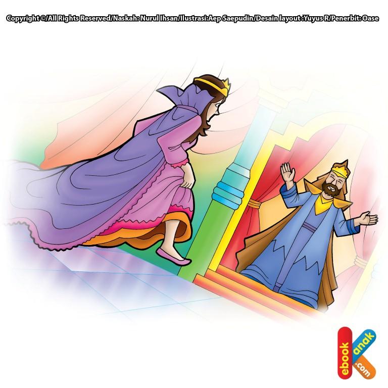 Ratu Balqis dan Istana Kaca Nabi Sulaiman