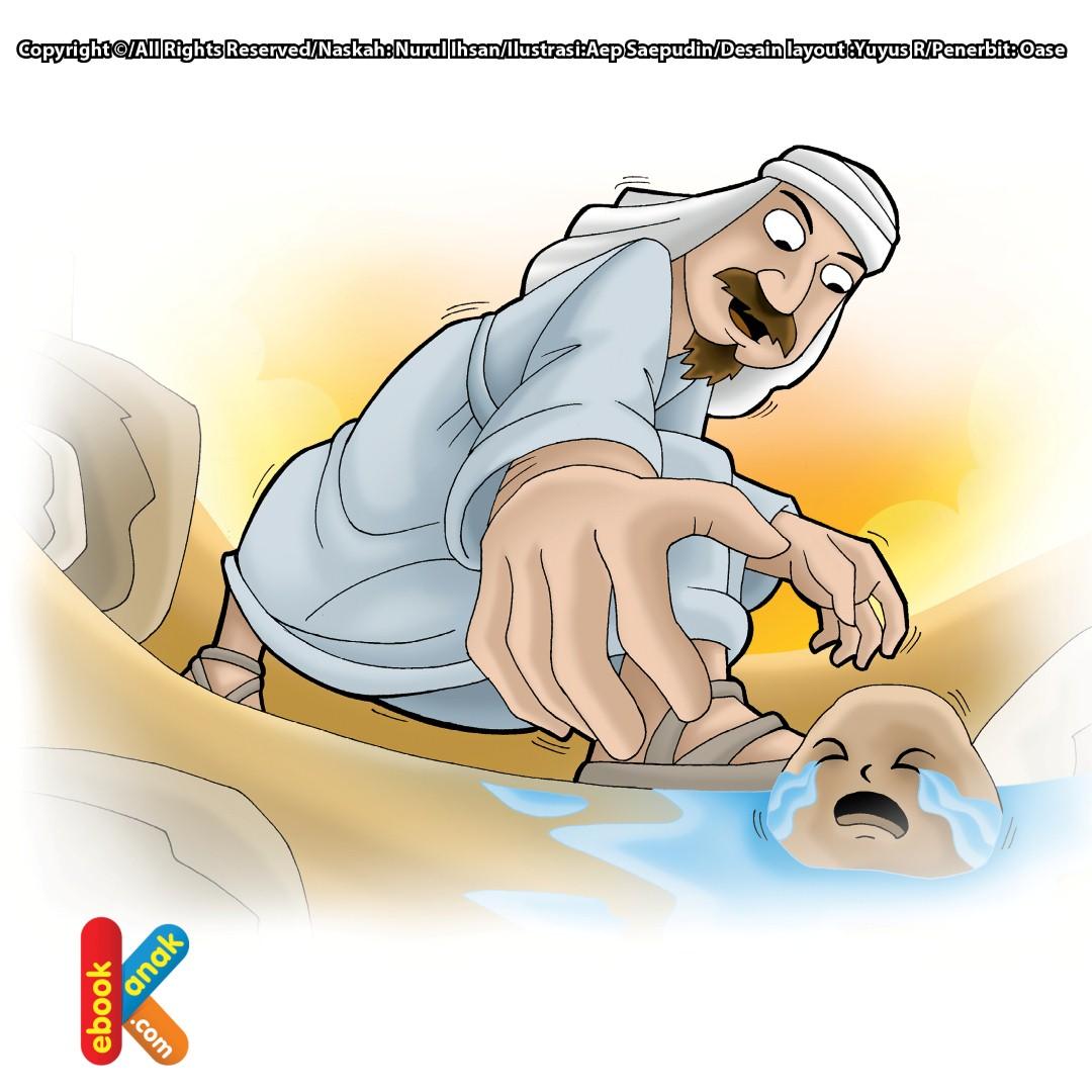 Tangisan Batu Kecil Karena Takut pada Allah