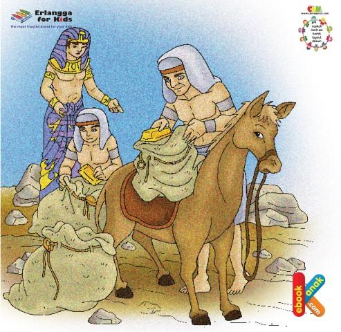 Cara Nabi Yusuf Agar Bisa Bertemu Benyamin