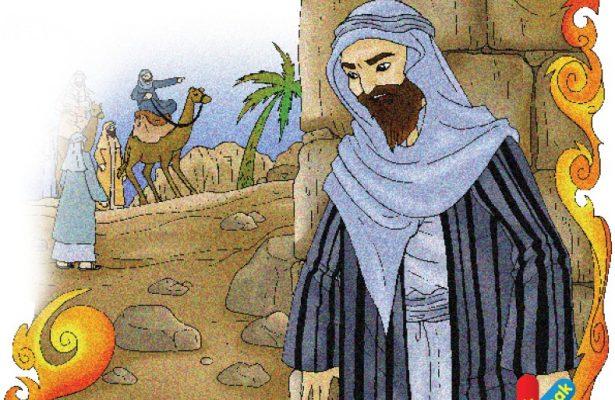 Nabi Ilyas dan Makanan di Rumah Kosong