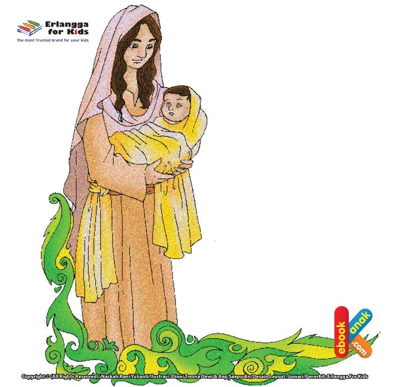 Nabi Musa Hanya Mau Menyusu Kepada Ibunya Saja