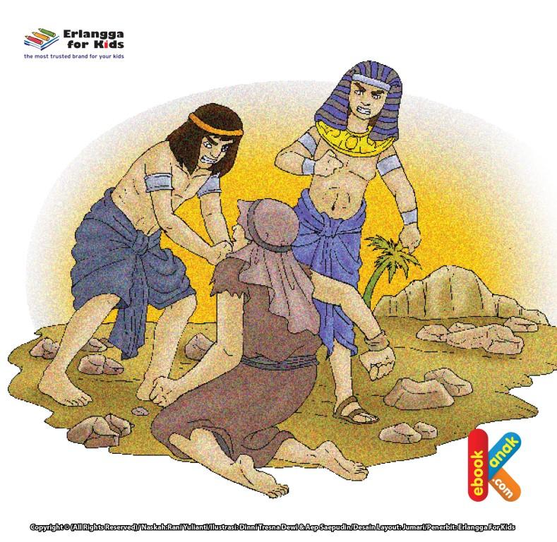 Nabi Musa Tak Sengaja Memukul Mati Orang Mesir