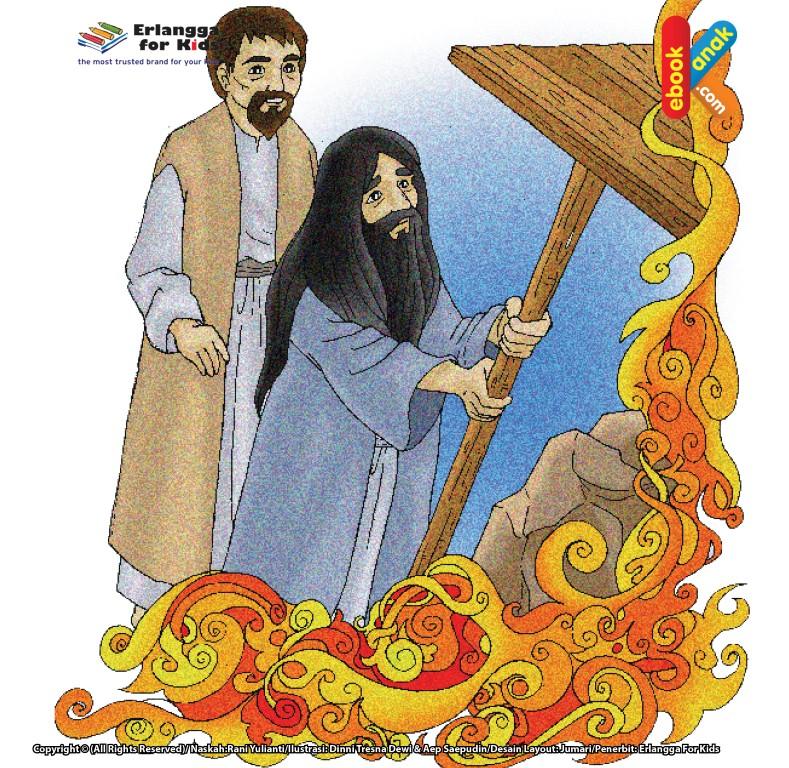 Nabi Musa as Berpisah dengan Nabi Khidir as