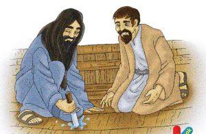 Nabi Musa as Bertemu Nabi Khidir yang Aneh