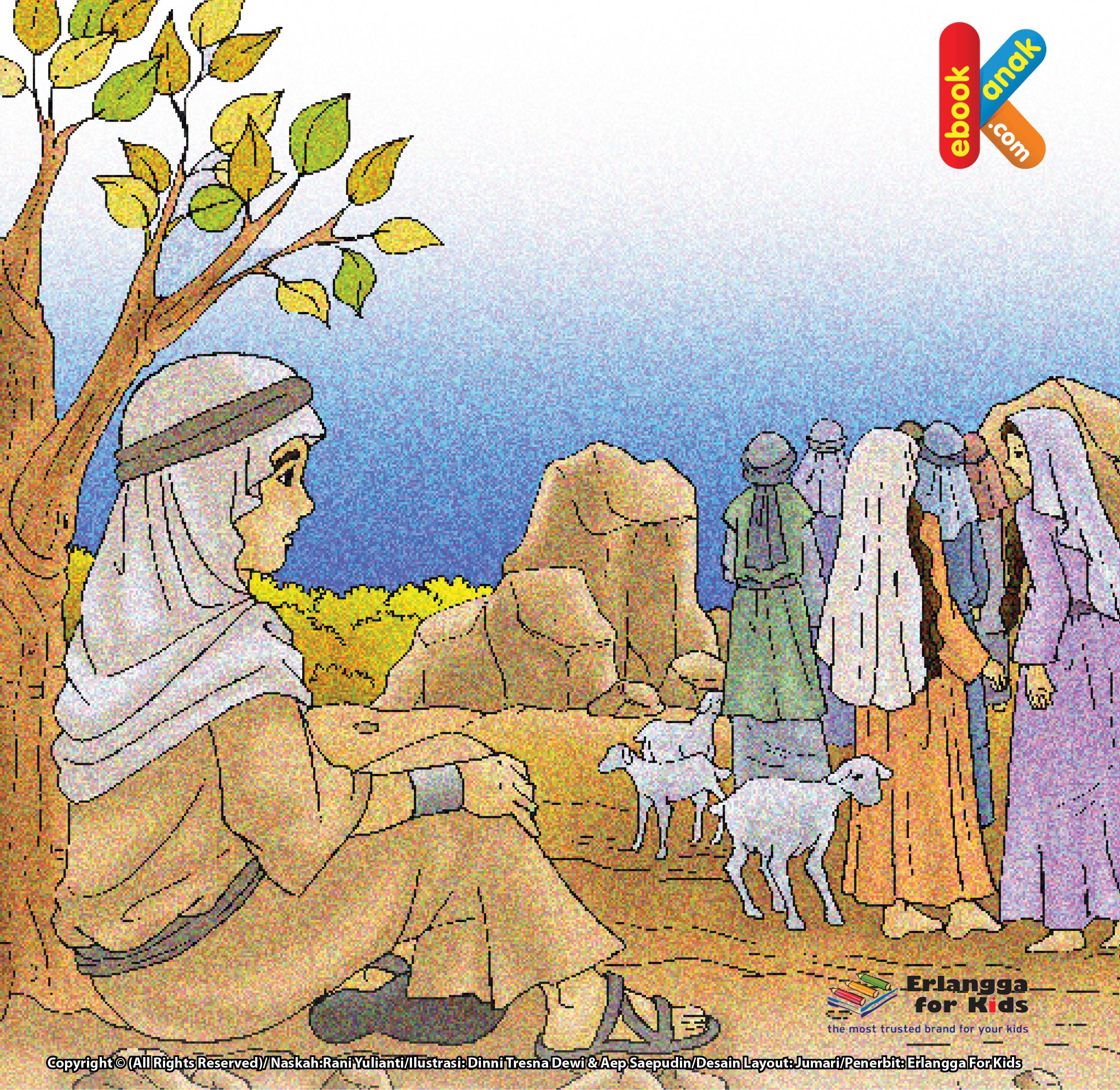 Nabi Musa as Dihantui Ketakutan