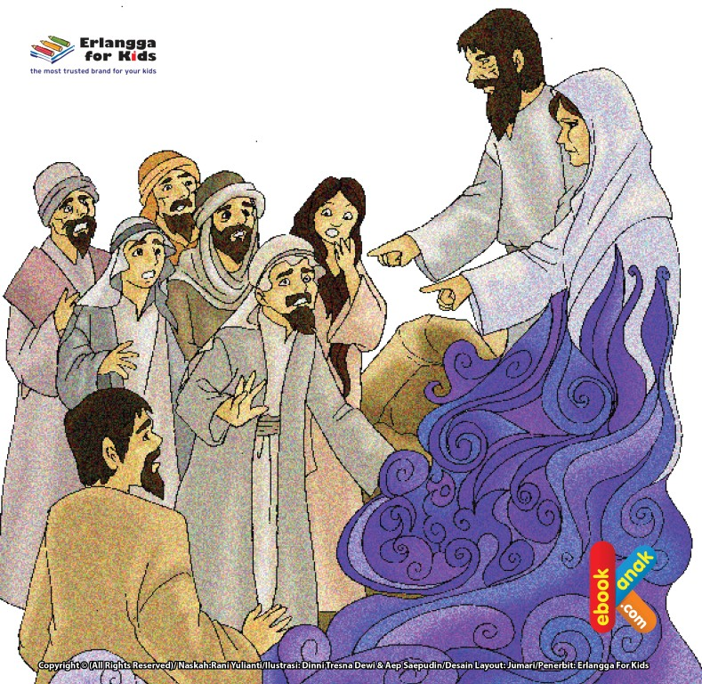 Nabi Musa dan Anak YatimPemilik Sapi Betina